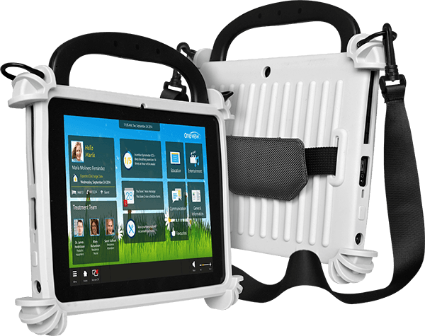 T10C Tablet with Protective Rugged Case