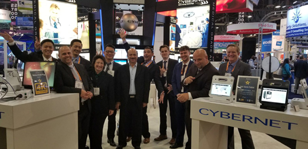 Cybernet at HIMSS18