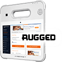 CyberMed Rx Rugged Medical Tablet