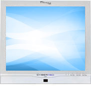 "19"" Fanless Medical Computer"
