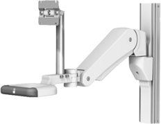 Height Adjustable Arm Mount