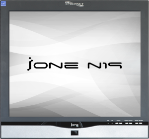 iOne N19 Industrial Touch Panel Computer