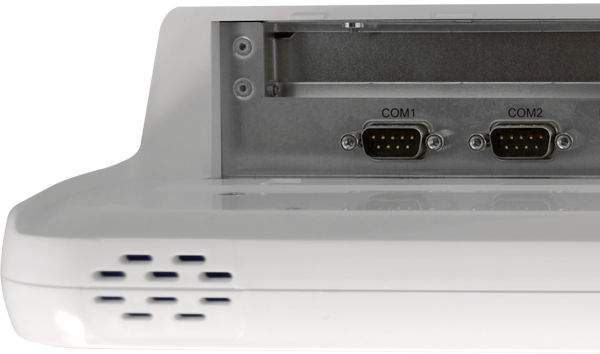 Medical Device PC with RS232 Legacy Serial Ports