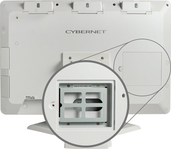CyberMed NB22 Easy Access to SSD