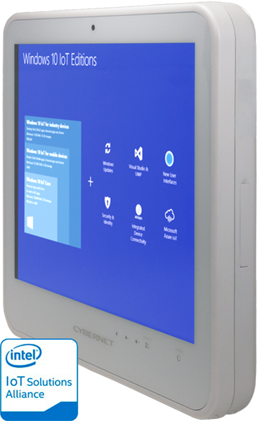 Medical Panel PC with Windows IoT