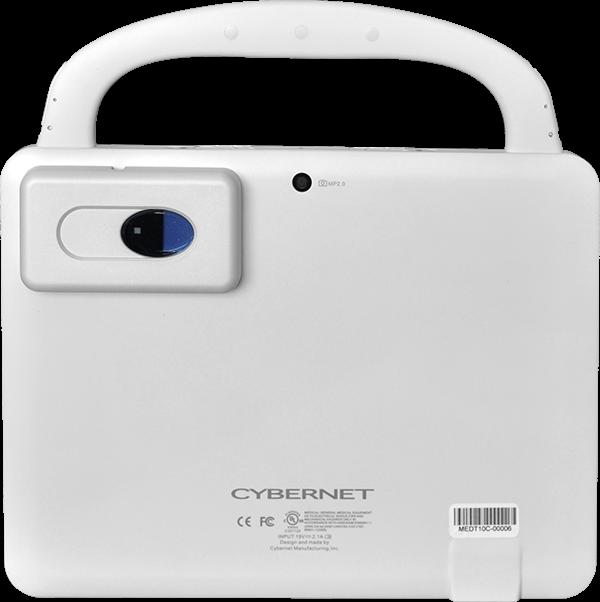 Medical Tablet with Biometric Fingerprint Reader