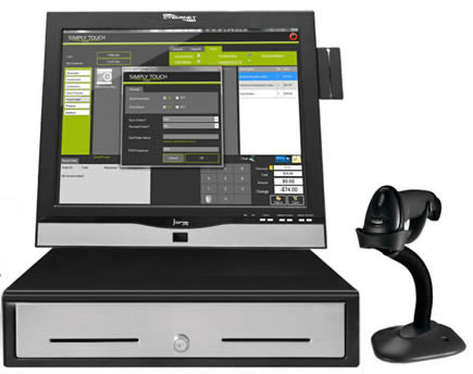 iPOS H19 with POS Software