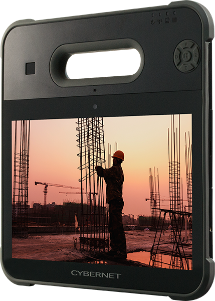 Rugged X10 Rugged Tablet for Construction